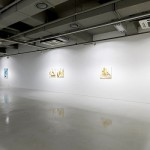 Installation View: DOS Gallery (2014) Seoul