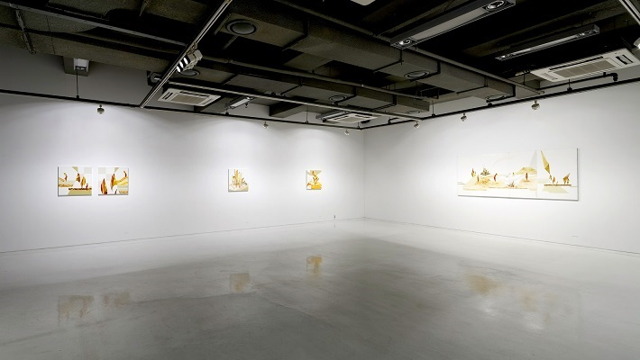 Installation View: DOS Gallery. Seoul