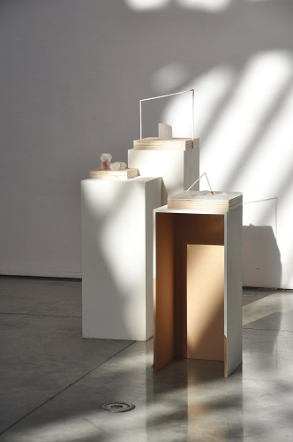 City Series: Sculpture Installation View (2012)
