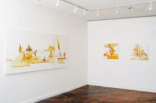 Installation View: Positive Negative Gallery. Vancouver