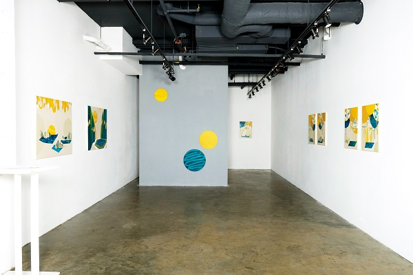 Installation View: Robert Lynds Gallery (2014-2015) Vancouver