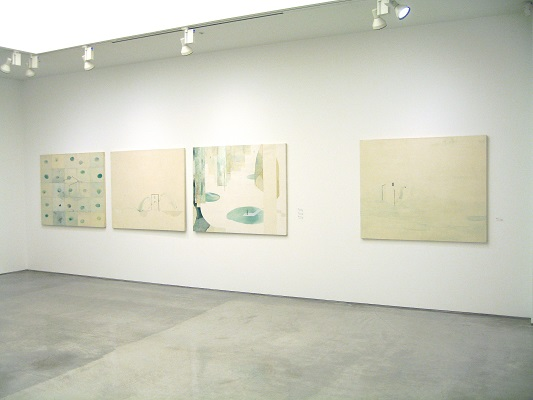 Installation View: Gallery S, Seoul